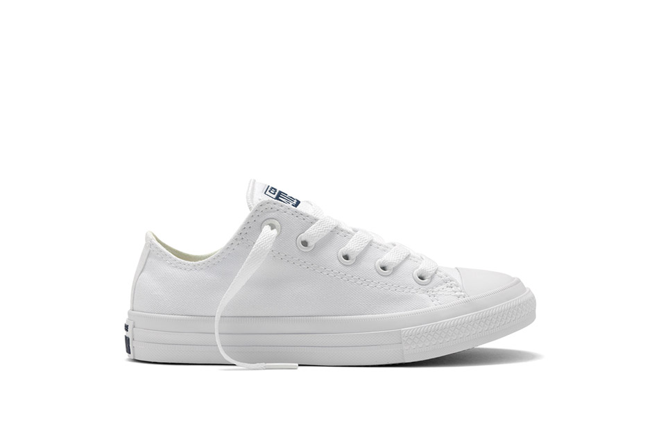 Youth Chuck II Core Ox White