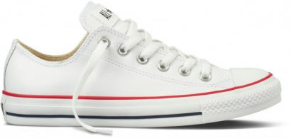 CHUCK TAYLOR ALL STAR CARRYOVER LEATHER, OX, White