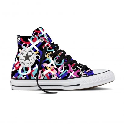 CHUCK TAYLOR ALL STAR BLEEDING LOVE PRINT