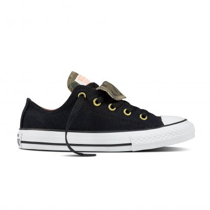 CHUCK TAYLOR ALL STAR DOUBLE TONGUE CAMO GOLD STAR