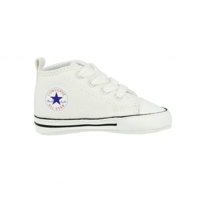 CHUCK TAYLOR FIRST STAR CARRYOVER, HI, White