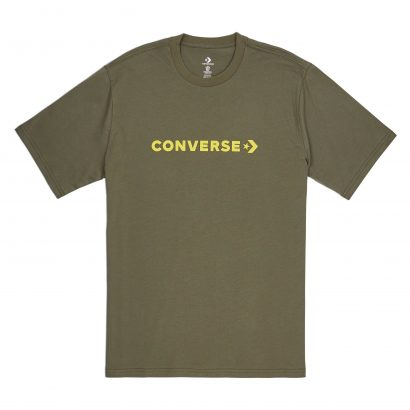 CONVERSE STAR CHEVRON WORDMARK TEE