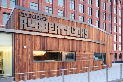 CONVERSE RUBBER TRACKS, BOSTON