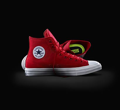9. Launch – red chuck