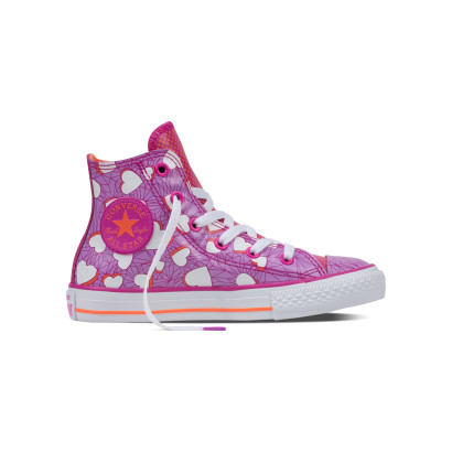 Chuck Taylor All Star Valentine's Messages