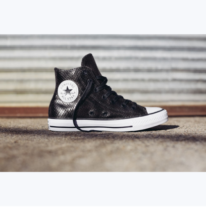 Chuck Taylor All Star Metallic Snake Leather