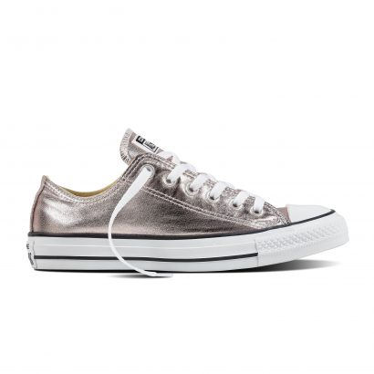 CHUCK TAYLOR ALL STAR: METALLIC CANVAS