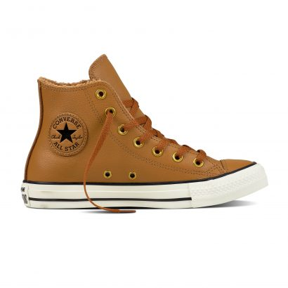 CHUCK TAYLOR ALL STAR: LEATHER + FUR