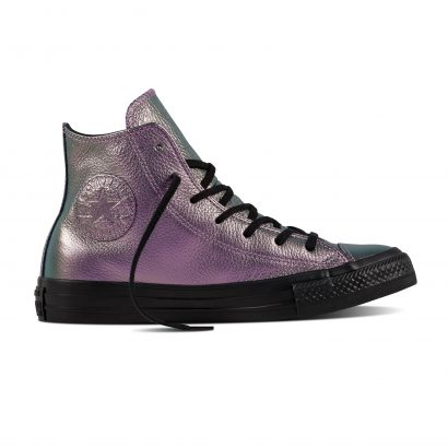 CHUCK TAYLOR ALL STAR: IRIDESCENT LEATHER