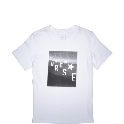 W Metallic Scattered Crew Tee