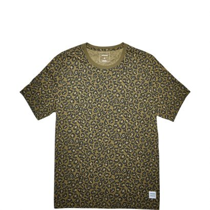 M Essentials Leopard Tee