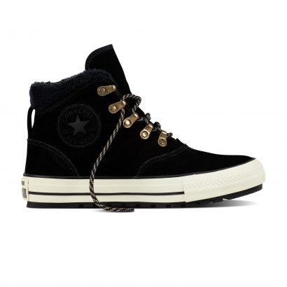 CHUCK TAYLOR ALL STAR EMBER BOOT : SUEDE + FUR