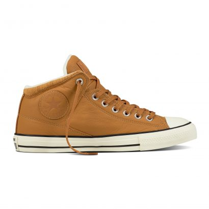 Chuck Taylor All Star High Street: Tumble LEATHER