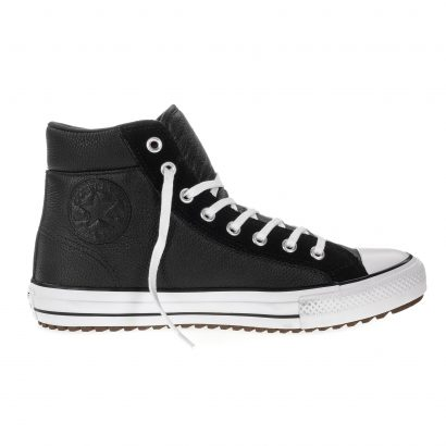 CHUCK TAYLOR ALL STAR STREET BOOT PC: LEATHER AND SUEDE