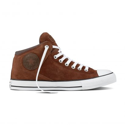 Chuck Taylor All Star High Street: SUEDE W/ THERMAL