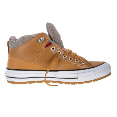 CHUCK TAYLOR ALL STAR STREET BOOT: LEATHER