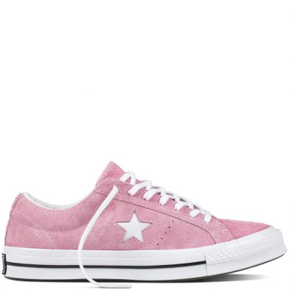 ONE STAR: PREMIUM SUEDE COTTON CANDY