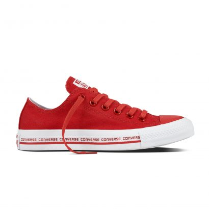 CHUCK TAYLOR ALL STAR: FOXING WORDMARK OX