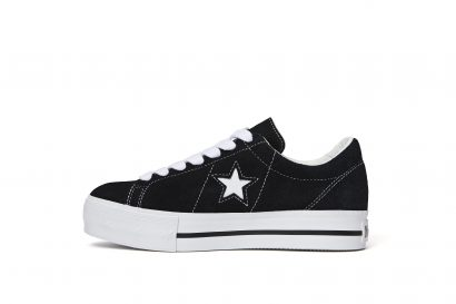 CONVERSE x MADE ME ONE STAR PLATFORM