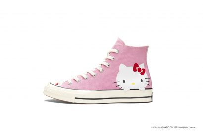 CHUCK 70 X HELLO KITTY