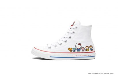 CHUCK TAYLOR X HELLO KITTY
