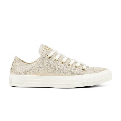 CHUCK TAYLOR ALL STAR METALLIC SUEDE – OX