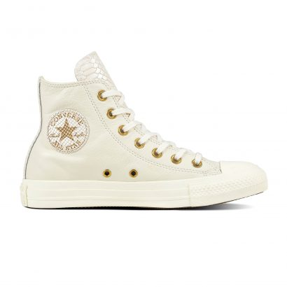 CHUCK TAYLOR ALL STAR TEXTURED LEATHER – HI