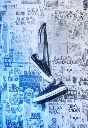 CONVERSE X SUICIDAL TENDENCIES