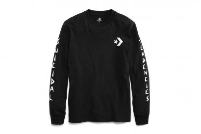 CONVERSE X SUICIDAL TENDENCIES LONG SLEEVE TEE