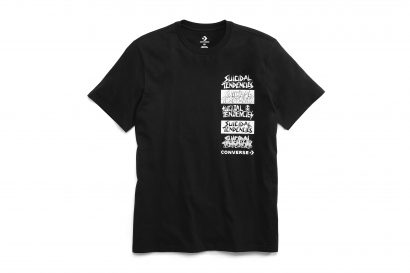 CONVERSE X SUICIDAL TENDENCIES TEE
