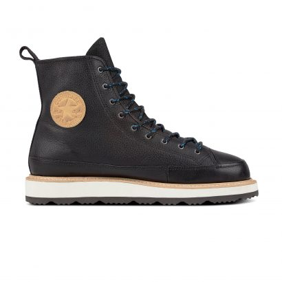 CHUCK TAYLOR CRAFTED BOOT – HI – BLACK/LIGHT FAWN/BLACK