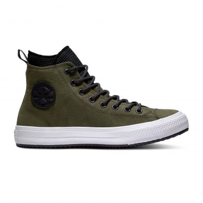 CHUCK TAYLOR ALL STAR UTILITY DRAFT BOOT – HI – UTILITY GREEN/BLACK/WHITE