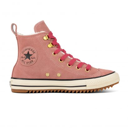 CHUCK TAYLOR ALL STAR HIKER BOOT – HI – RUST PINK/PINK POP/NATURAL IVORY