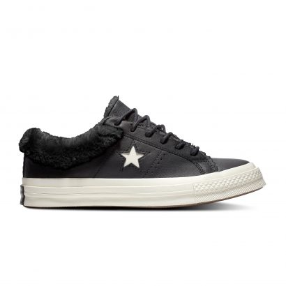 ONE STAR – OX – BLACK/ALMOST BLACK/EGRET