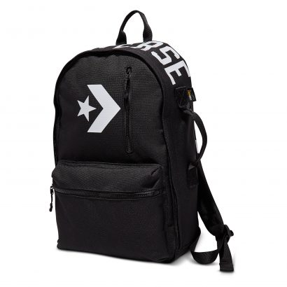 CORDURA STREET 22 BACKPACK – CONVERSE BLACK