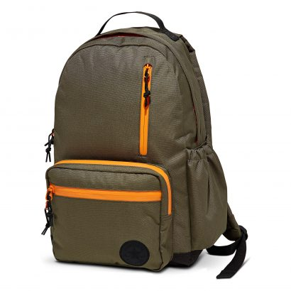 GO BACKPACK – FIELD SURPLUS/BOLD MANDARIN/BL