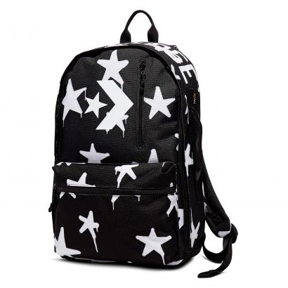CORDURA STREET 22 BACKPACK – CONVERSE BLACK/WHITE