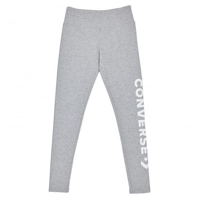 CONVERSE WORDMARK LEGGING – VINTAGE GREY HEATHER