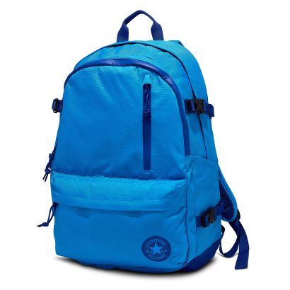 STRAIGHT EDGE BACKPACK – BLUE HERO/CONVERSE BLUE