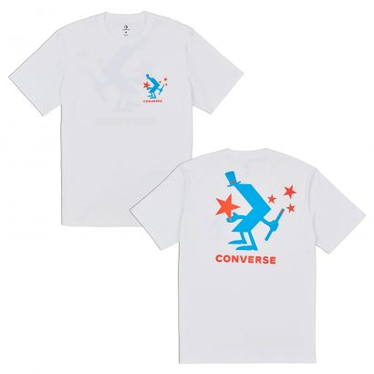 CONVERSE MAGIC WAND TEE – WHITE