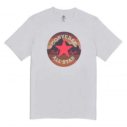 CONVERSE MOUNTAIN CHUCK PATCH TEE – WHITE