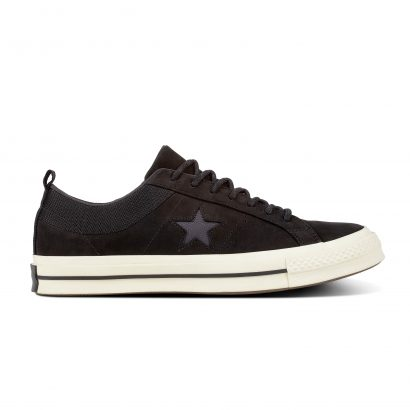ONE STAR – OX – BLACK/ALMOST BLACK/BLACK