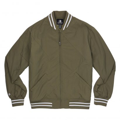 CONVERSE STAR CHEVRON BOMBER JACKET – FIELD SURPLUS