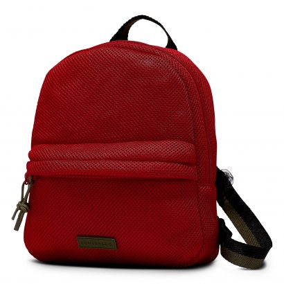 AS IF BACKPACK – ENAMEL RED