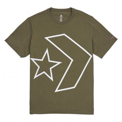 CONVERSE TILTED STAR CHEVRON TEE – FIELD SURPLUS