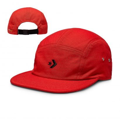 STREET 22 CAMP CAP LFU – ENAMEL RED
