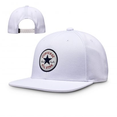 CHUCK PATCH SNAPBACK MFS – WHITE