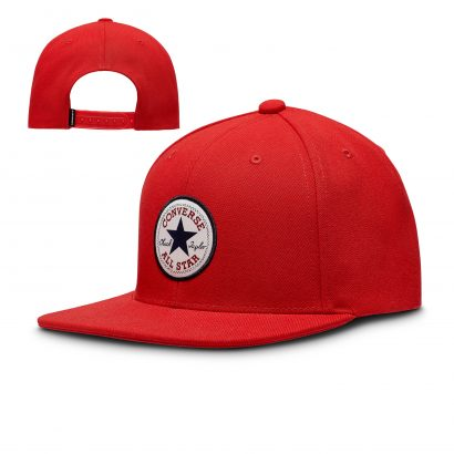 CHUCK PATCH SNAPBACK MFS – ENAMEL RED