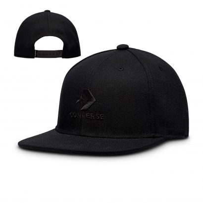 LOCK UP SNAPBACK MFS – CONVERSE BLACK