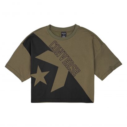 CONVERSE LINEAR WORDMARK BOXY TEE – FIELD SURPLUS